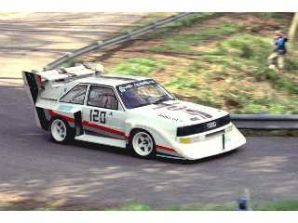 Audi S2 Sport Quattro Gp B Tom Hammonds Prescott 1990